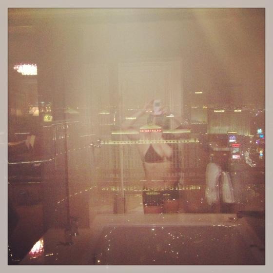 Stripper in Vegas